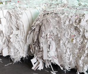 Recycling und Nachhaltig beim Papierverbrauch