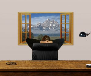 Langes Arbeiten am Schreibtisch – wie lassen sich Rückenschmerzen und Verspannungen vorbeugen?