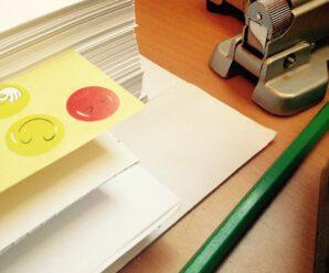 Für Schule, Büro und mehr… praktische Aufkleber